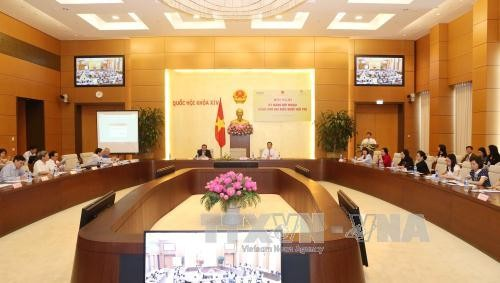 Enhancing capability of young parliamentarians - ảnh 1