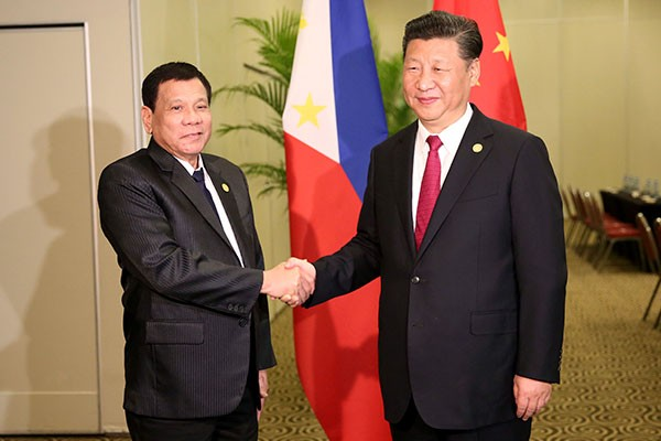 Philippines: President said to follow an independent foreign policy - ảnh 1