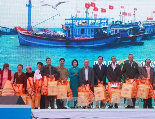 "First ""Head for the open sea"" festival held in Hai Phong - ảnh 2"