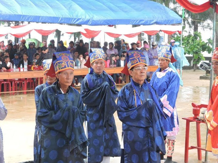 Festival to commemorate Hoang Sa troops organized in Ly Son - ảnh 2