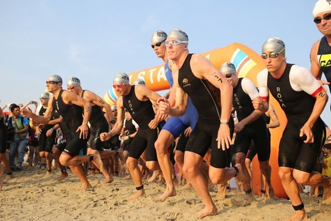 Multisport competitions to rock Da Nang in May - ảnh 1