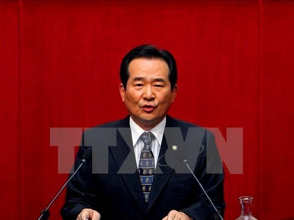 RoK top legislator to visit Vietnam next week - ảnh 1