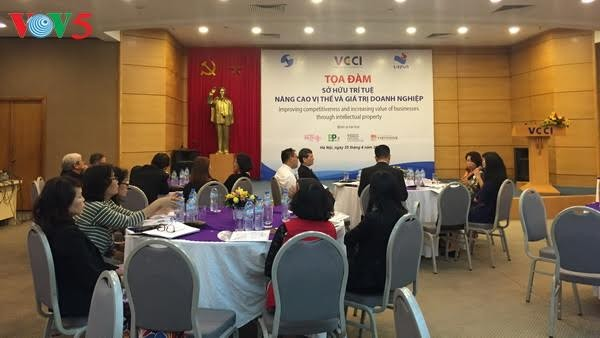 Promoting intellectual property to improve business - ảnh 1