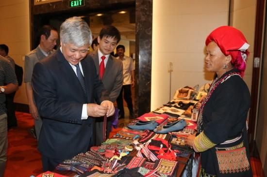 Helping ethnic people start business - ảnh 1