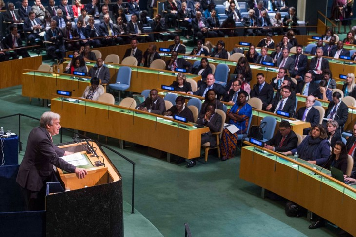 UN's effort to reform after 72 years of operation - ảnh 1