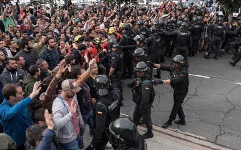 Instability in Spain goes against EU's ideology - ảnh 1