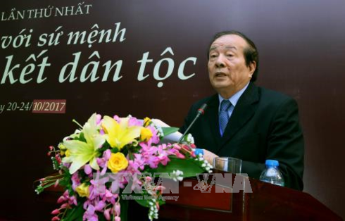 Writers join hands for consolidated national unity - ảnh 1
