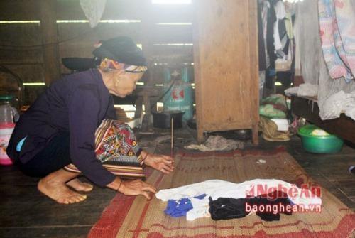 Soul prayer ritual of the Thai - ảnh 1
