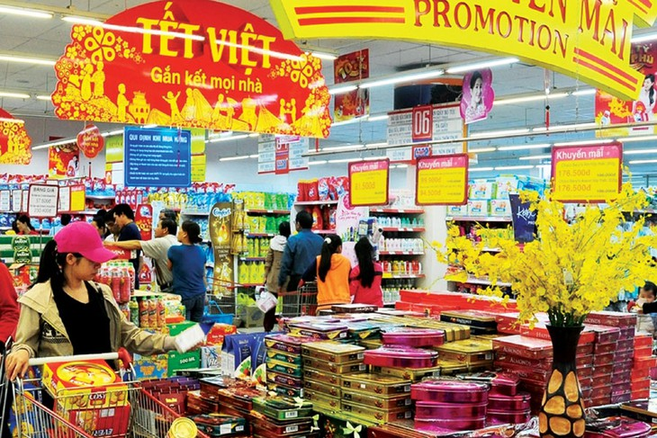 Vietnamese products prefered during Tet - ảnh 1