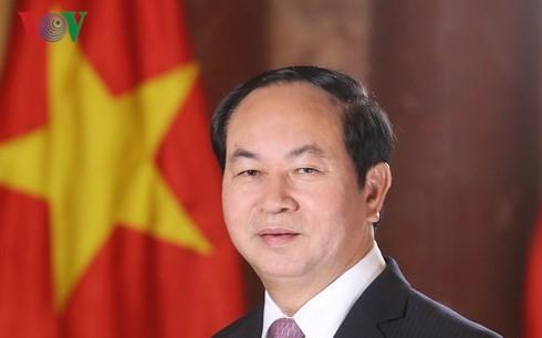 President Tran Dai Quang: