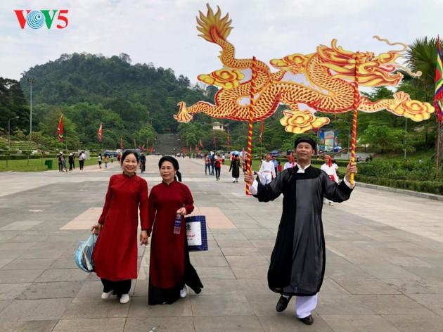 Hung Kings Temple Festival 2018 celebrated - ảnh 11