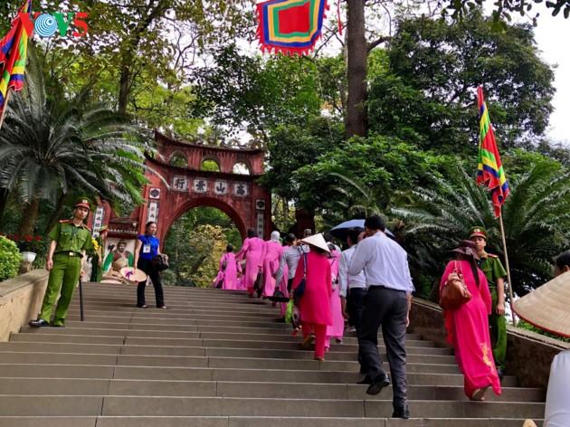 Hung Kings Temple Festival 2018 celebrated - ảnh 1