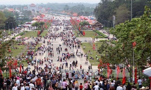 Hung Kings Temple Festival 2018 celebrated - ảnh 2