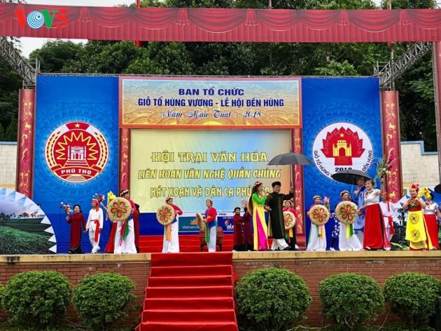 Hung Kings Temple Festival 2018 celebrated - ảnh 8