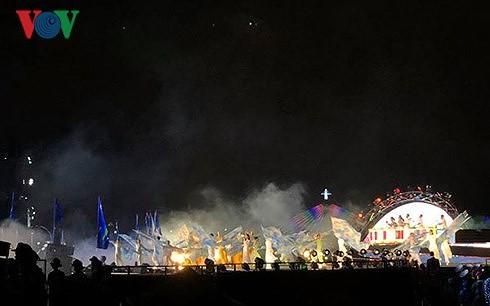 Da Nang International Fireworks Festival opens - ảnh 2