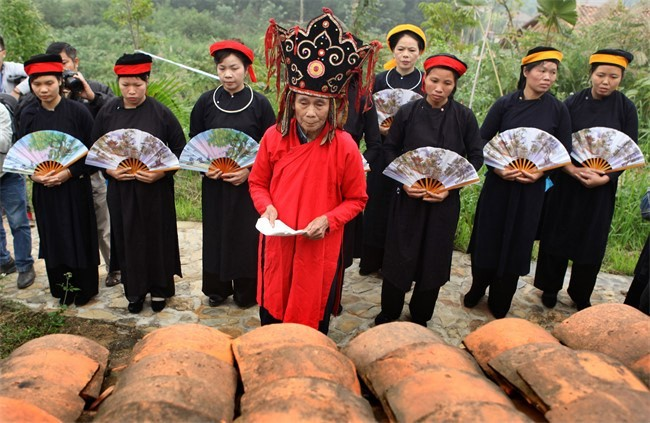 Cao Bang: Nang Hai festival named national intangible heritage - ảnh 1