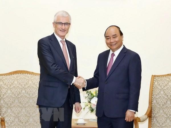 Vietnam pledges optimal conditions for Belgian businesses - ảnh 1