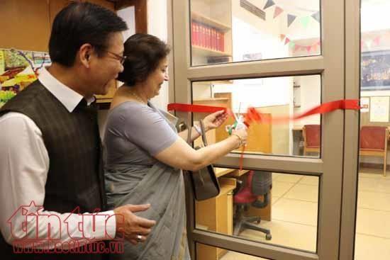 Vietnam Studies Center inaugurated in India - ảnh 1