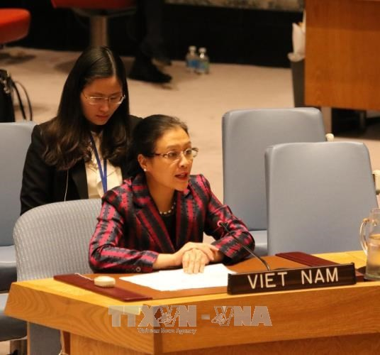 Vietnam ratifies Treaty on the Prohibition of Nuclear Weapons - ảnh 1