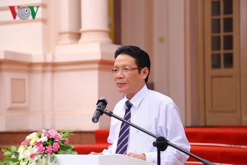 Vietnam-Japan book copyright festival opens in Hanoi - ảnh 1