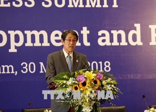 Japanese Ambassador: Vietnam is Japan's reliable partner - ảnh 1