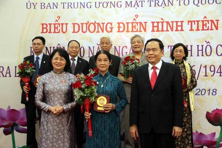 VFF officials commit to be role models - ảnh 1