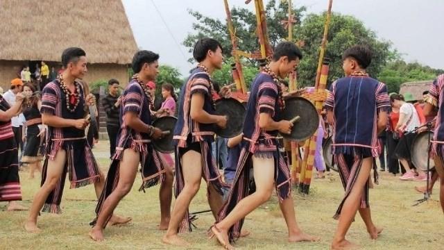 Diversity of Central Highlands' culture introduced at ethnic village - ảnh 1
