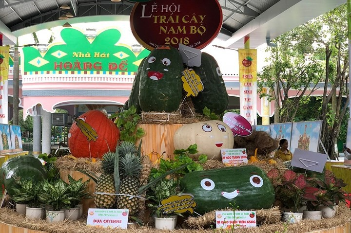 4th Southern Fruit Festival 2018 highlights floating market - ảnh 1
