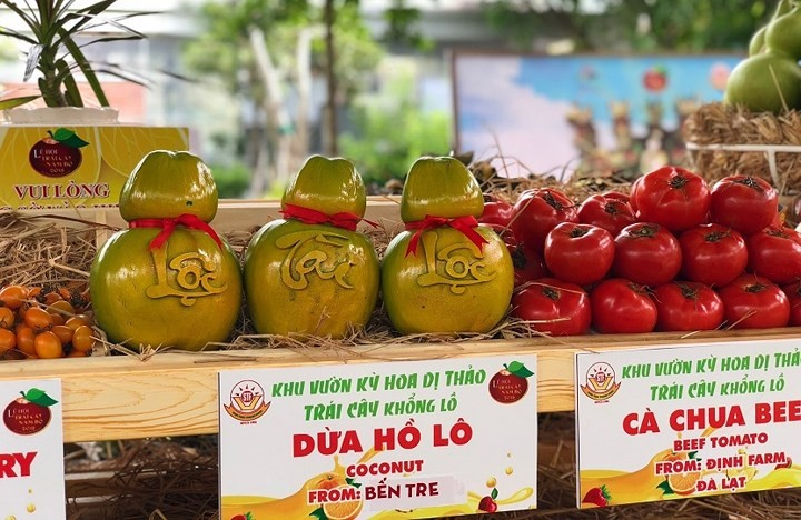 4th Southern Fruit Festival 2018 highlights floating market - ảnh 3