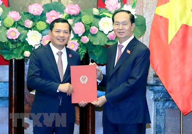 Nguyen Van Du named deputy chief judge of Supreme People's Court  - ảnh 1