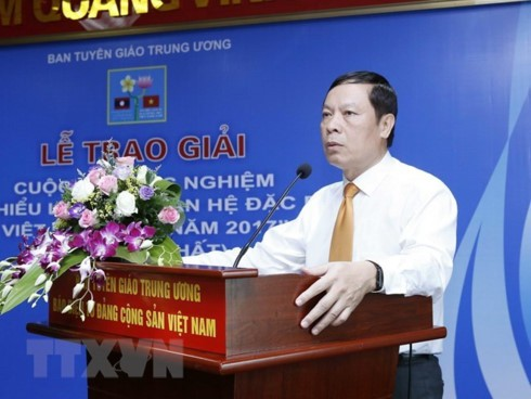 Best works in external information service to be honored on June 14 - ảnh 1