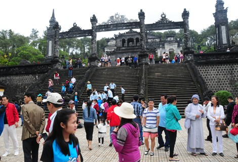 """""""Royal music"""" performance held in Hue Imperial City - ảnh 1"""