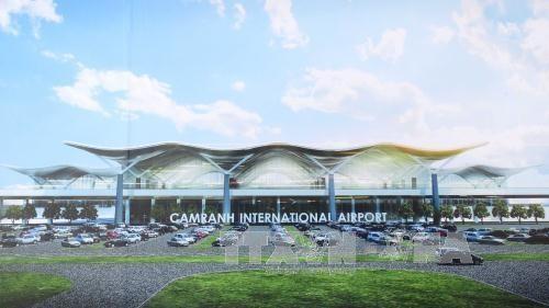 New terminal inaugurated at Cam Ranh Int'l Airport - ảnh 1