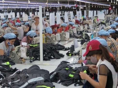 Vietnam among top five global textile exporters - ảnh 1