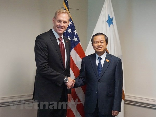 Legislator's visit enhances Vietnam-US Comprehensive Partnership - ảnh 1