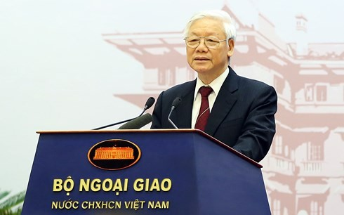 Vietnam consistantly pursues comprehensive, creative diplomacy  - ảnh 1