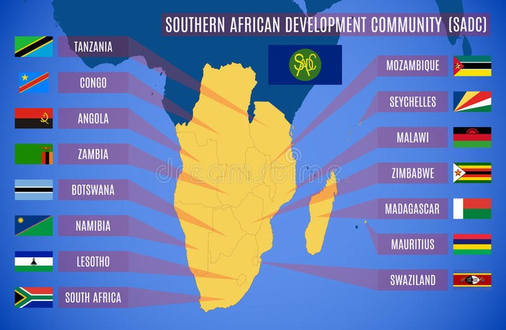 Vietnam, Southern African Development Community enhance relationship - ảnh 1