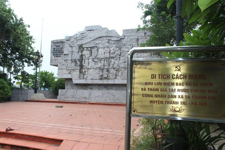 Story about President Ho Chi Minh told in Ta Thanh Oai commune - ảnh 1