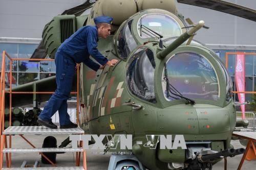 Russia to spend 1.7 billion USD on military infrastructure in 2019 - ảnh 1