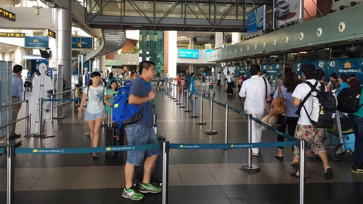 Vietnam Airlines to increase flights for National Day holiday - ảnh 1