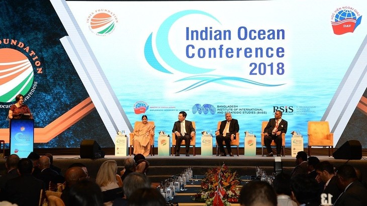 Indian Ocean Conference highlights importance of maritime security  - ảnh 1