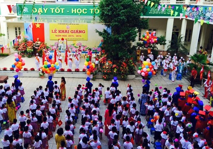Education sector ready for new school year - ảnh 1