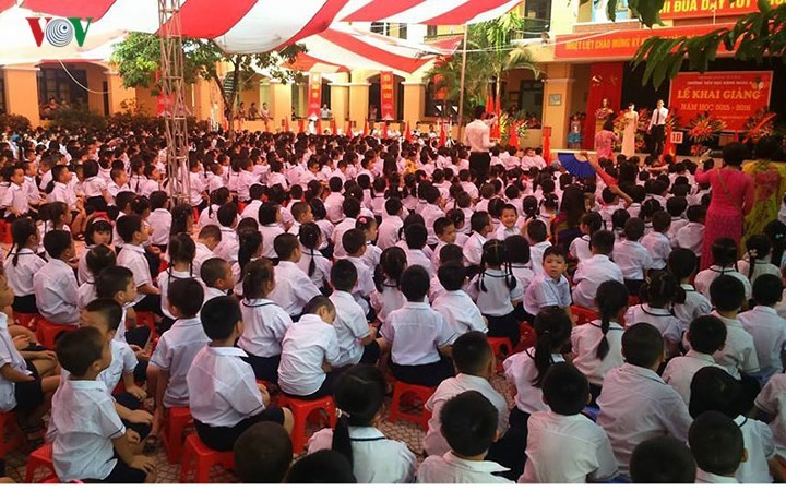 Education sector ready for new school year - ảnh 2
