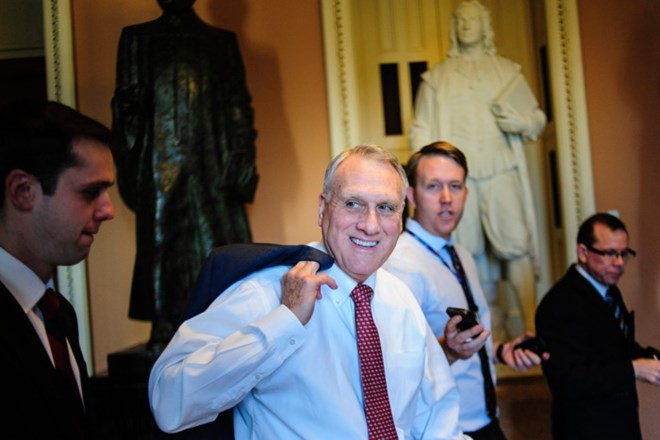 Former Senator Jon Kyl to replace John McCain in Arizona - ảnh 1