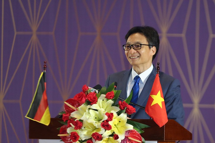 Vietnamese-German University marks 10-year operation - ảnh 1