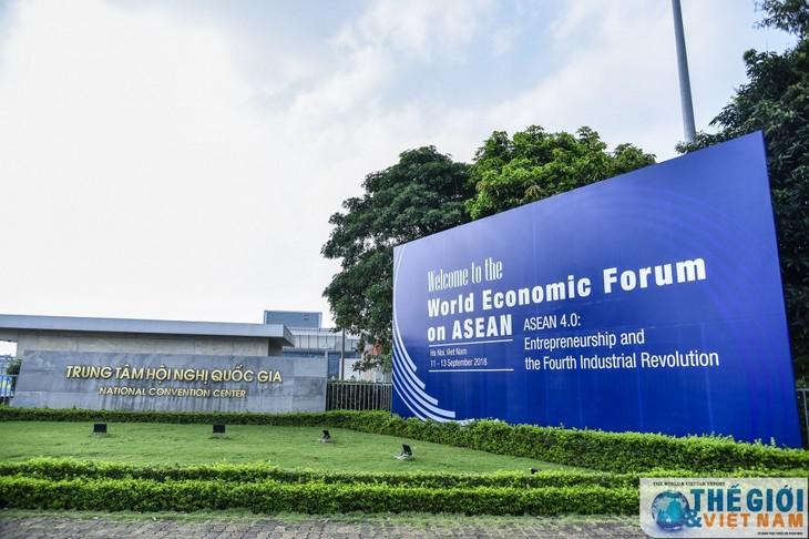 WEF-ASEAN theme meets ASEAN countries' concern - ảnh 1