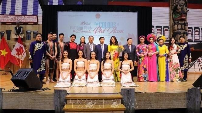 Vietnam Culture Week underway in Canada - ảnh 1