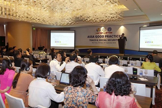 Vietnam assumes chair of ASEAN social security board - ảnh 1