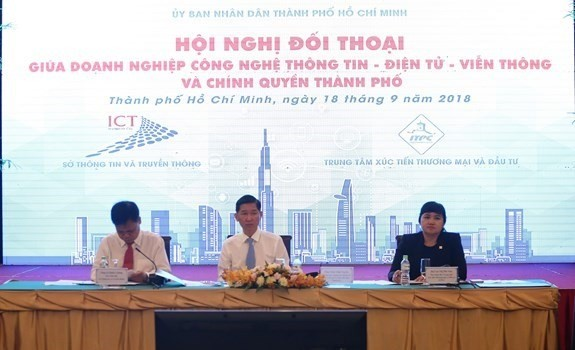 ICT enterprises call for more incentives  - ảnh 1