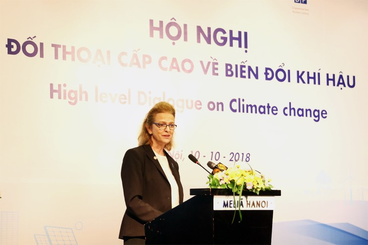 Vietnam implements commitments on climate change response - ảnh 2